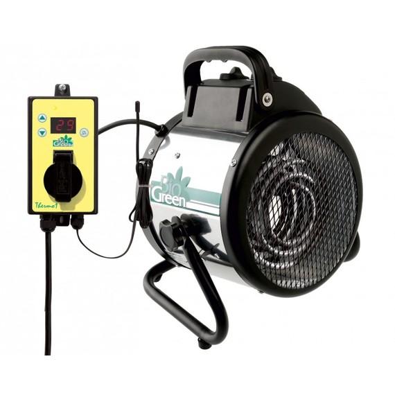 "Elektrogebläseheizung ""Palma"" mit digitalem Thermostat"