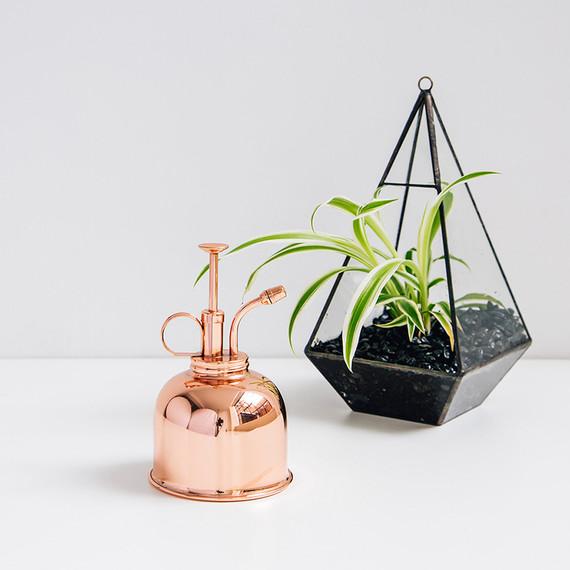 Haws Feinzerstäuber fur Zimmerpflanzen Kupfer