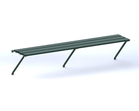 Robinsons Pflanzregal 3-lattig 139 cm