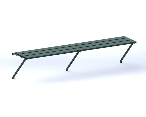 Robinsons Pflanzregal 3-lattig 325 cm