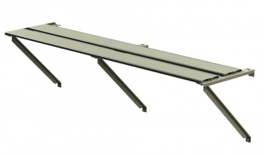 Alton Pflanzregal 2-lattig 4985 mm