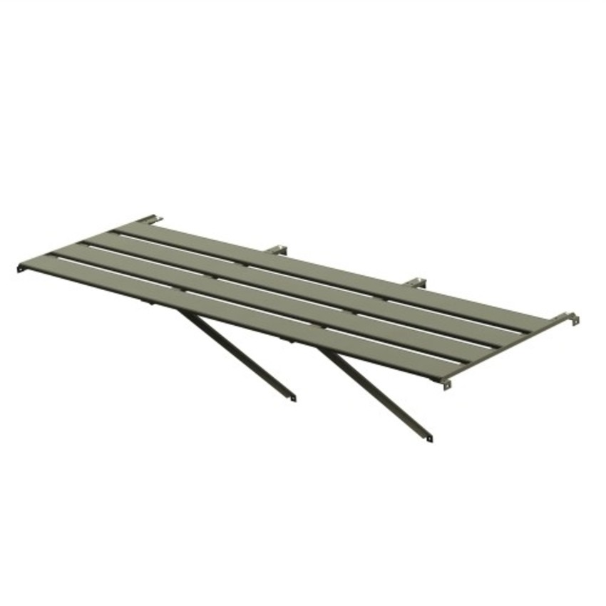 Alton Pflanztisch 4-lattig 4355 mm