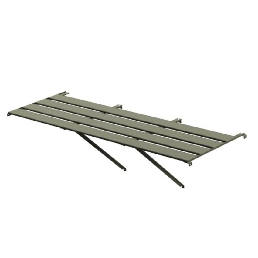 Alton Pflanztisch 4-lattig 4985 mm