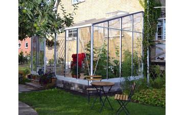 Anlehngewächshaus Maxi on Wall 233