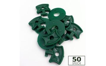 Kunststoff Clips 'Alliplugs' 50 St.