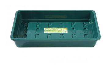 Anzuchtschale grün 37 x 23 x 6 cm