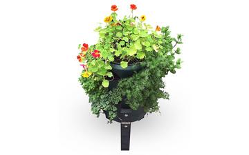 Vertikaler Garten für bis zu 15 Pflanzen