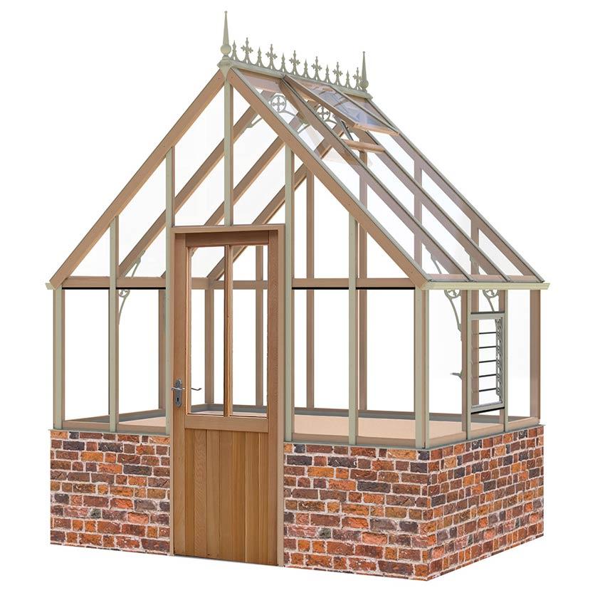 Gewchshaus Aus Holz Bauen Top Einfach Gnstig Selber Bauen With