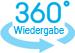 360° Ansicht im Gewaechshaus