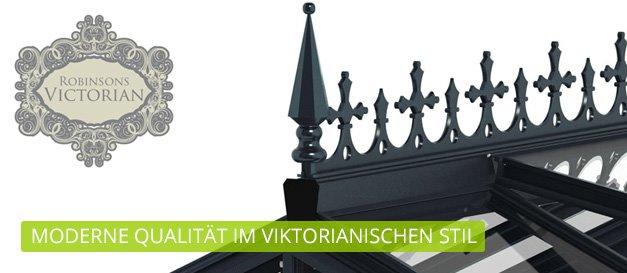 Gewächshaus viktorianisch