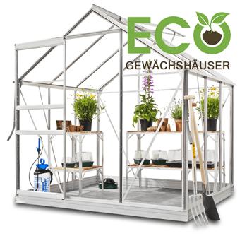 ECO | Basic Gewächshaus, unser Top Angebot